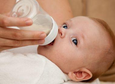 Avanço da tecnologia garante alternativas sadias para bebês que não podem amamentar