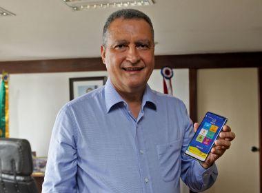 Rui Costa anuncia aplicativo para monitorar avanço do Coronavírus na Bahia