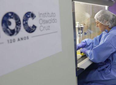 Covid-19: Fiocruz deve estar pronta para produzir vacina em abril, diz Saúde