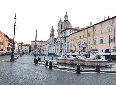 Itália volta a registrar mais de mil infecções diárias por Covid-19 depois de três meses