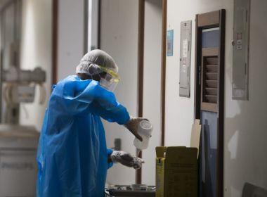 Pelo terceiro dia em queda, Bahia registra 1.307 casos de Covid-19 nas últimas 24h horas