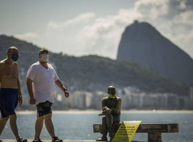 Nova variante da Covid-19 é encontrada em amostras de pacientes no Rio
