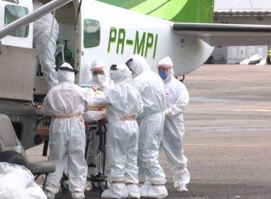 Ricos de Manaus pagam até R$ 170 mil em UTIs aéreas para deixar cidade