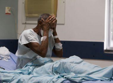 Internados com casos graves da Covid-19 voltam a crescer e batem recorde na Bahia