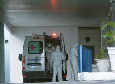 Bahia registra queda de 73% de pacientes na fila da regulação para leitos UTI Covid