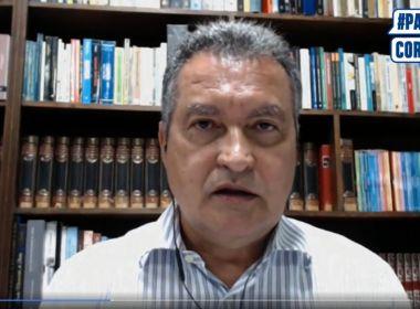 Segunda onda da Covid-19 ainda não acabou na Bahia, diz Rui Costa
