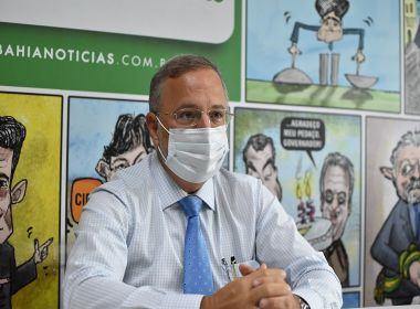 Vilas-Boas esclarece vacinação de jornalistas: 'Blogueiros não são os influencers'