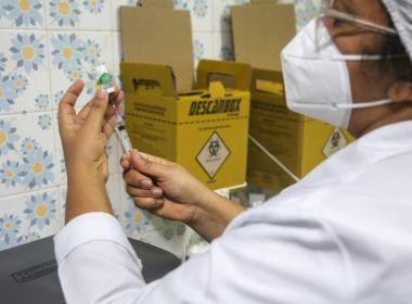 Vacinação contra gripe é retomada nesta terça-feira em Salvador